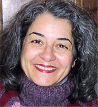 Ein Portrait von Ingrid Shukri Farag