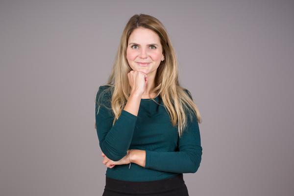 Ein Portrait von Jennifer Kernreiter