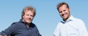 Ein Portrait von Michael Krämer und Alexander Herr