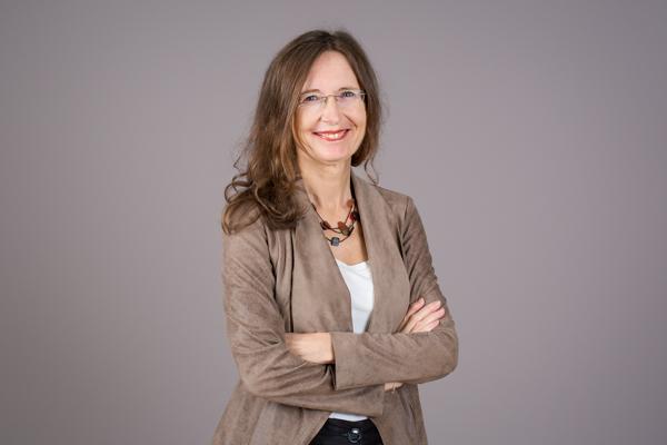 Ein Portrait von Ursula Schrammel