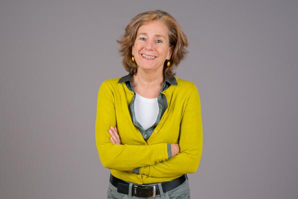 Ein Portrait von Carmen C. Unterholzer